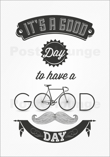 Poster Good day