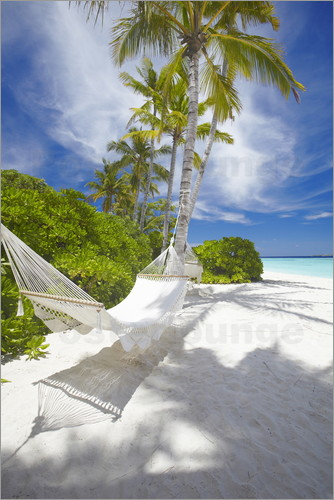 Sakis Papadopoulos - Hammock on tropical beach