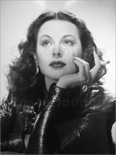 Poster Hedy Lamarr