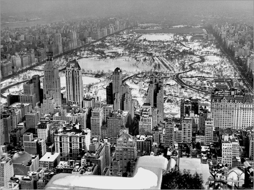 Historical Midtown And Central Park