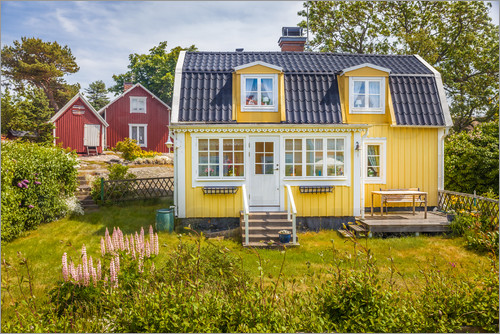 Christian Müringer - Idyllic summer house on the island Landsort (Sweden)