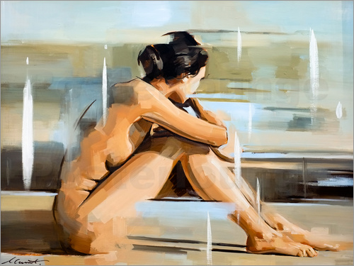 Johnny Morant - In thought