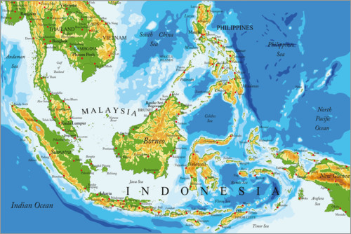 Indonesia - Hotels, before 2002