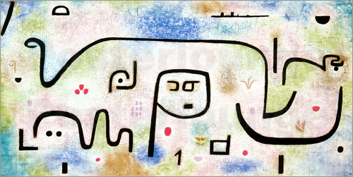 an introduction to the life and artwork by paul klee a surrealist painter Celebrated and talented artists in the world click the artist to see a sample surrealist shapes paul klee, gustav klimt dutch painter - 1853.