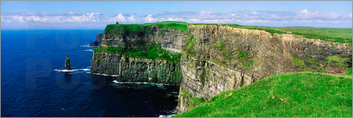 Poster Cliffs of Moher