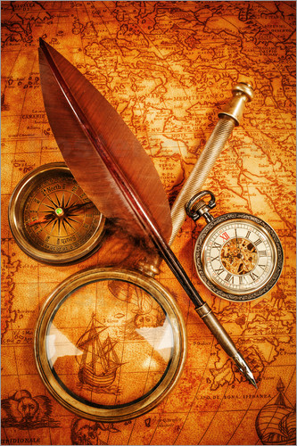 Compass and Clock