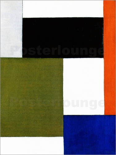 Theo van Doesburg - Composition 1923