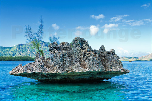Hessbeck Photography - Coral Rock, Mauritius