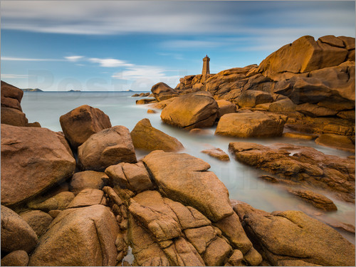 Arnold Schaffer - Lighthouse Brittany