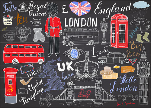 Poster London at a glance