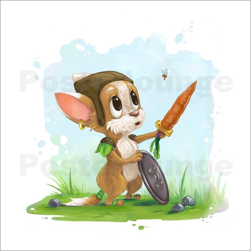 Poster Mouse Hero