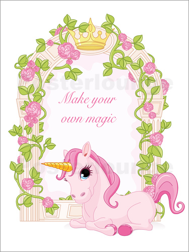 Poster Make your own magic