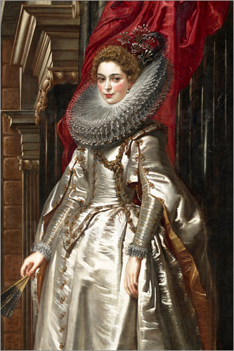 Peter Paul Rubens - Marchesa Brigida Spinola Doria