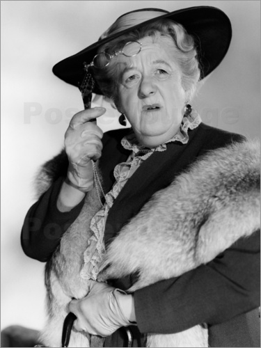 Image result for margaret rutherford