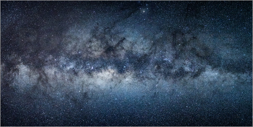 Poster Milky Way Panorama