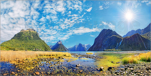 Michael Rucker - Milford Sound New Zealand