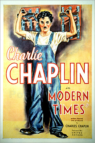 Poster Modern Times