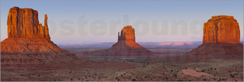 Poster Monument Valley IV