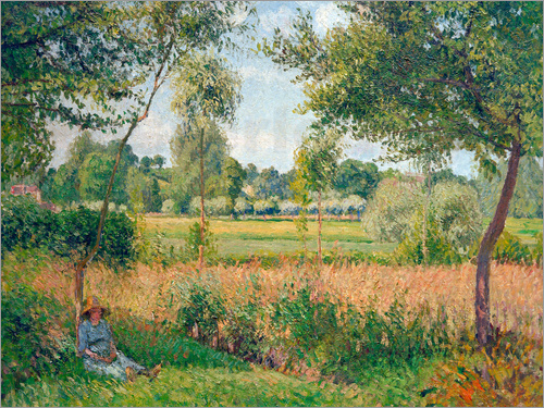 Camille Pissarro - Morning