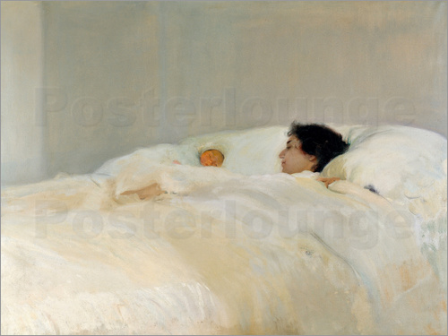 Joaquin Sorolla y Bastida - Mother