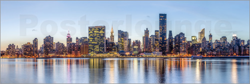 newfrontiers photography - New York - Midtown Manhattan Skyline