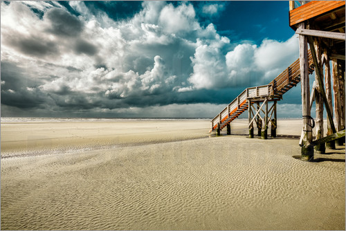 Hessbeck Photography - North Sea Feeling in Sankt Peter-Ording