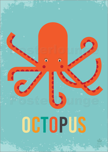 Poster Octopus
