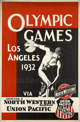 Olympic Games - Los Angeles 1932