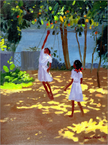 Andrew Macara - Reaching for Oranges, Bentota