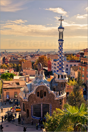Hessbeck Photography - Park Guell, Barcelona