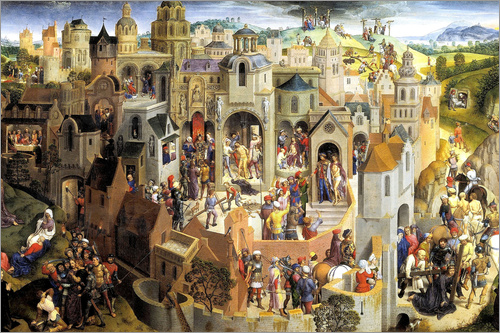Hans Memling - Passion of the Christ