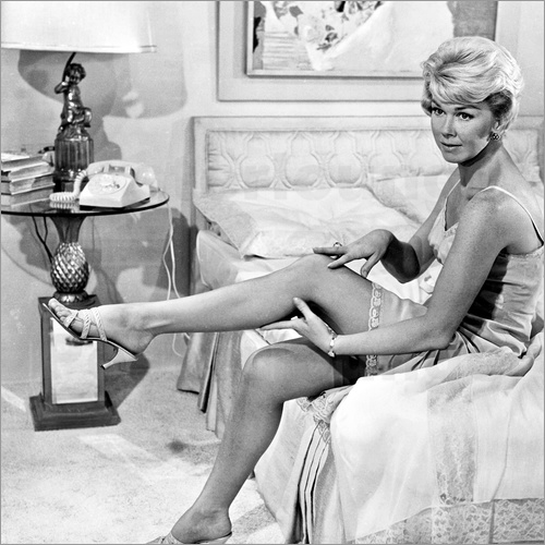Poster Pillow Talk, Doris Day