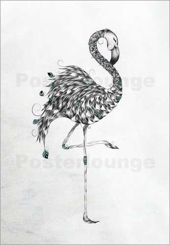 LouJah - Poetic Flamingo