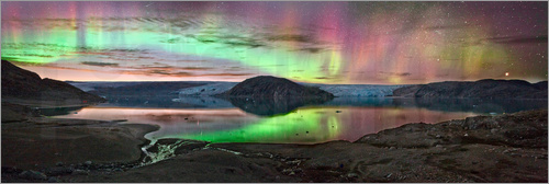 Juan Carlos Casado - Auroral display, Greenland
