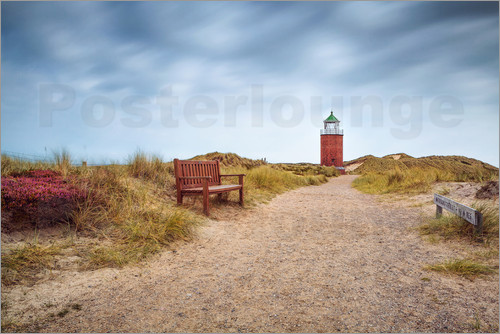 Dirk Wiemer - Lighthouse Red Cliff (Kampen/Sylt)