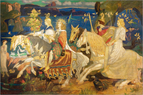 John Duncan - riders of sidhe