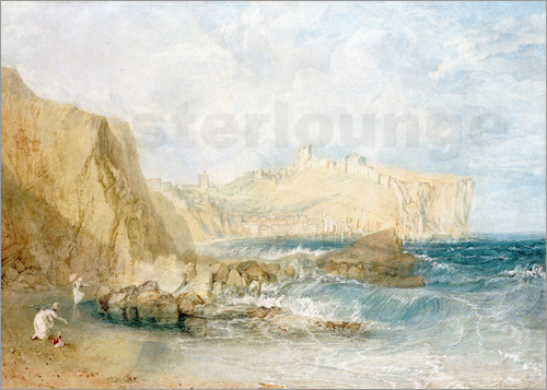 Joseph Mallord William Turner - Scarborough