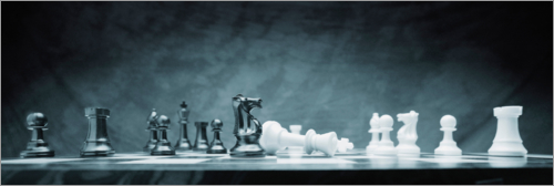 Don Hammond - A Chess Game