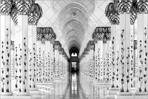 Poster Sheik Zayed Mosque
