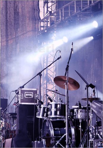 Drums in the Spotlight