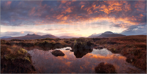 Tobias Richter - Scotland - Highland Sunrise