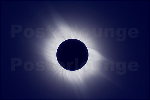 Laurent Laveder - Total solar eclipse at totality