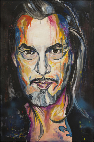 Poster Souviens toi - Florent Pagny