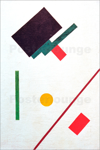 Posters Affiches De Suprematism Posterlounge