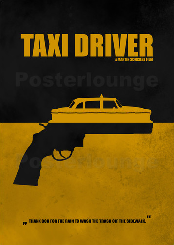 HDMI2K - Taxi Driver - minimum alternative film TV