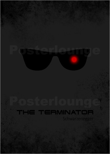 HDMI2K - Terminator - Minimal Film Movie Fanart Alternative