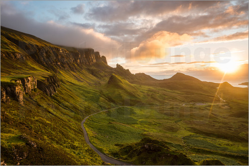 Markus Ulrich - The Quiraing, Isle of Skye, Scotland