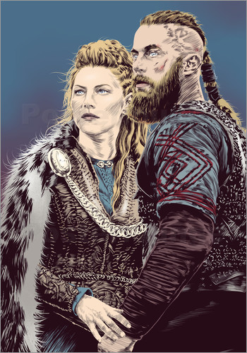 Poster The Vikings