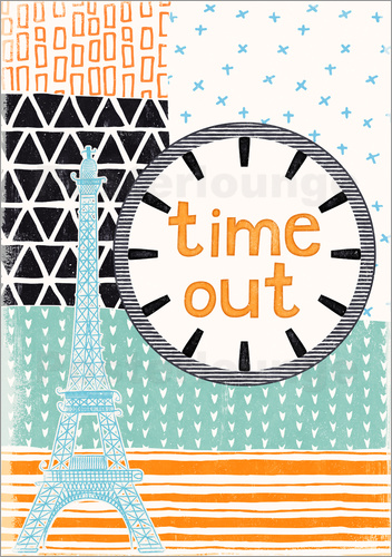 Sybille Sterk - Time Out