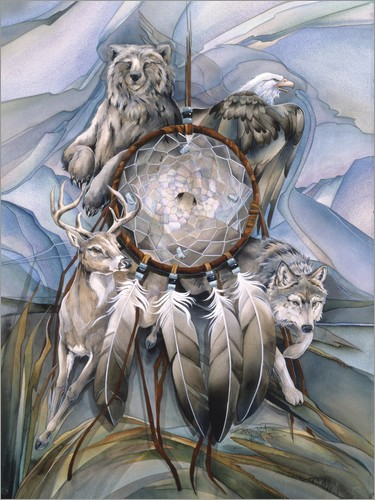Jody Bergsma - Dream catcher